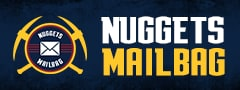 Nuggets Mailbag
