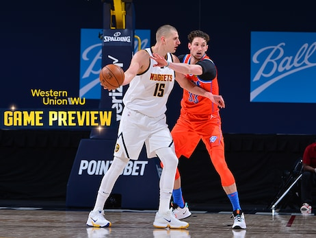 Preview: Denver Nuggets open road trip in Oklahoma City