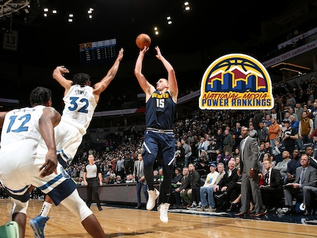 Nuggets Power Rankings Review: Denver continues to climb after strong start