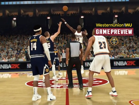 2K Game Preview: Current Nuggets take on 93-94 squad in a clash between eras
