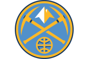 Denver Nuggets Pickaxe Logo