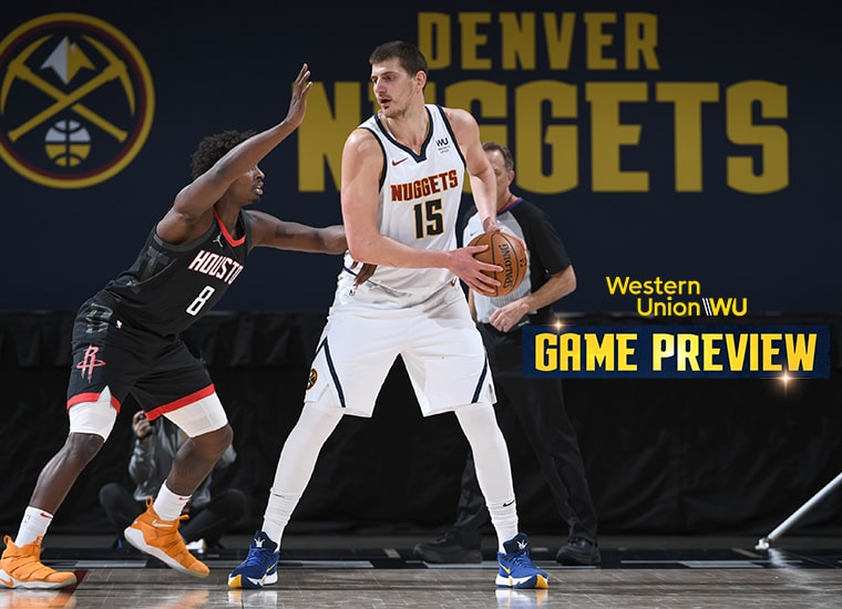 Preview: Denver Nuggets look to build momentum vs. Rockets