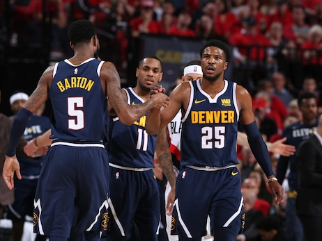 "Denver Nuggets: Analyzing the potential for a ""sliding"" starting lineup"