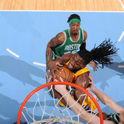 Celtics vs. Nuggets Gallery