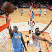 Nuggets at Rockets Gallery