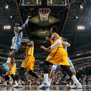 Nuggets at Pacers Gallery