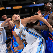 Thunder vs. Nuggets Gallery