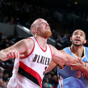 Nuggets at Trail Blazers Gallery