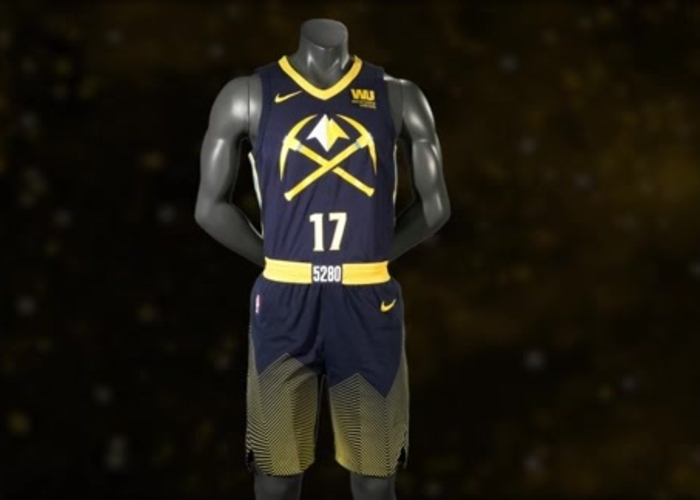 info for 92e0d f4df2 Denver Nuggets City Edition Jersey | Denver Nuggets