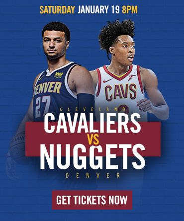 Cavaliers vs. Nuggets
