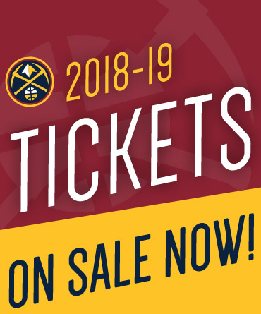 2018-19 Tickets On Sale Now