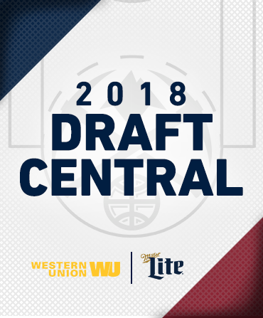 2018 Draft Central