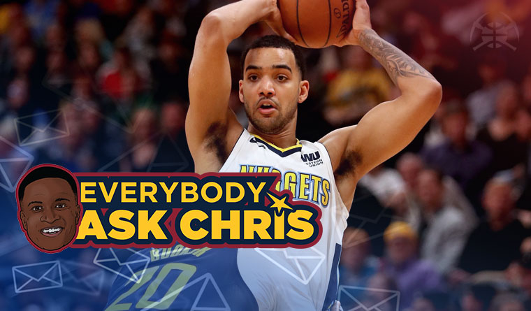 Everybody Ask Chris: August Edition
