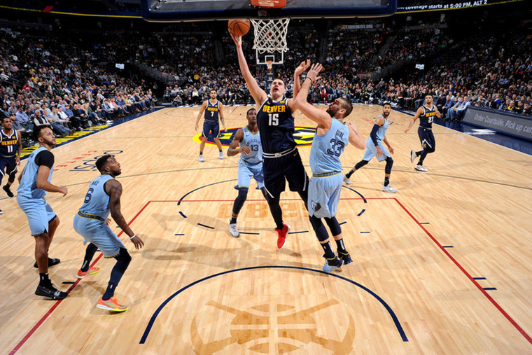 Nuggets Pull out Win vs. Grizzlies, Snap Losing Streak
