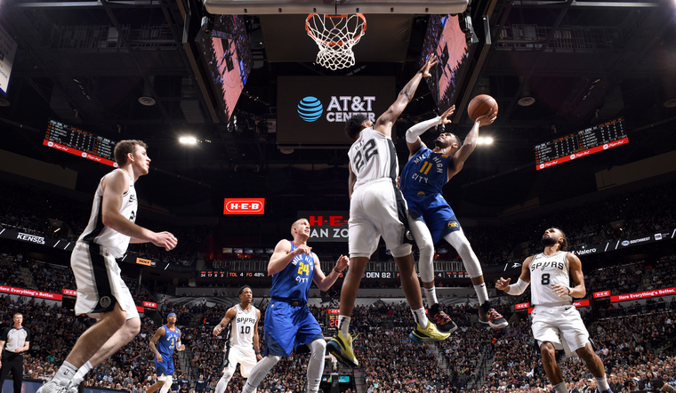 Nuggets 108, Spurs 118: Takeaways from Game 3