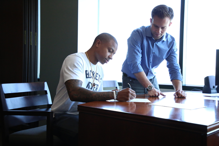 Isaiah Thomas: Coming to Nuggets 'A Perfect Fit From All Angles'