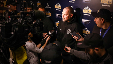 Nuggets Talk Season of Accomplishments and Unfinished Business