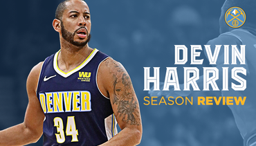 2017-18 Nuggets Player Breakdown: Devin Harris