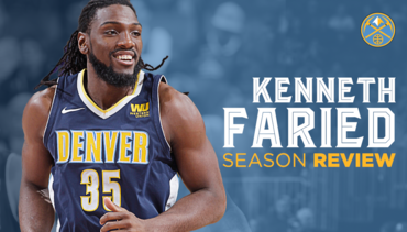 2017-18 Nuggets Player Breakdown: Kenneth Faried