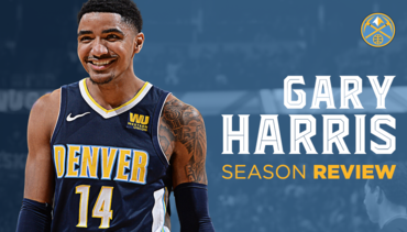 2017-18 Nuggets Player Breakdown: Gary Harris