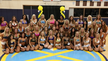 Photo Gallery: Denver Nuggets Dancers Auditions Day 1