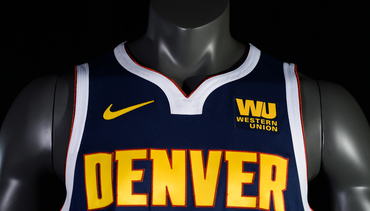 Denver Nuggets Icon Uniform