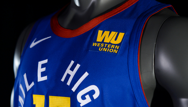 Denver Nuggets Statement Uniform