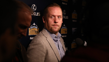 Tim Connelly, Nuggets President of Basketball Operations, Bullish on Team's Future