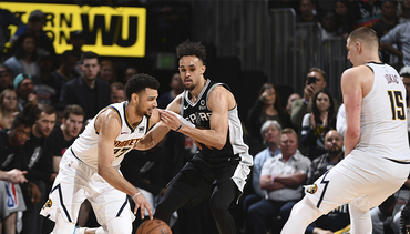 Nuggets' Historic 19-Point Comeback vs. Spurs