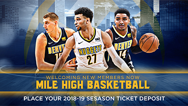 2018-19 Season Ticket Memberships