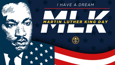 Nuggets in the Community | MLK
