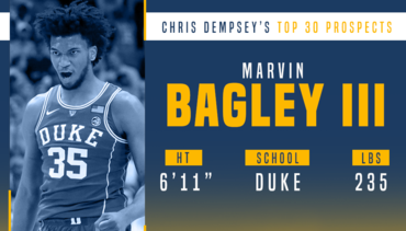 Prospect Preview: Marvin Bagley III