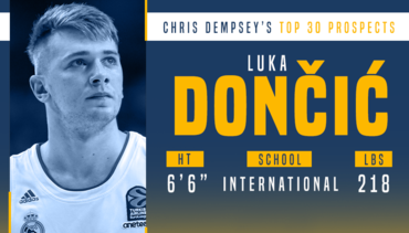 Propsect Preview: Luka Dončić
