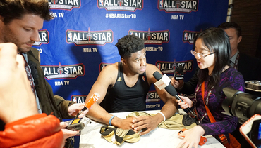 Mudiay Impresses During Rising Stars Challenge