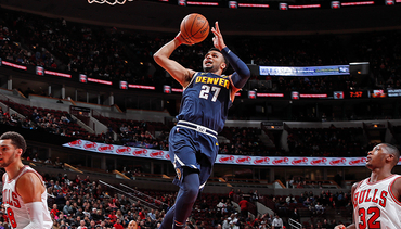 Nuggets Outlast Bulls In Preseason Finale