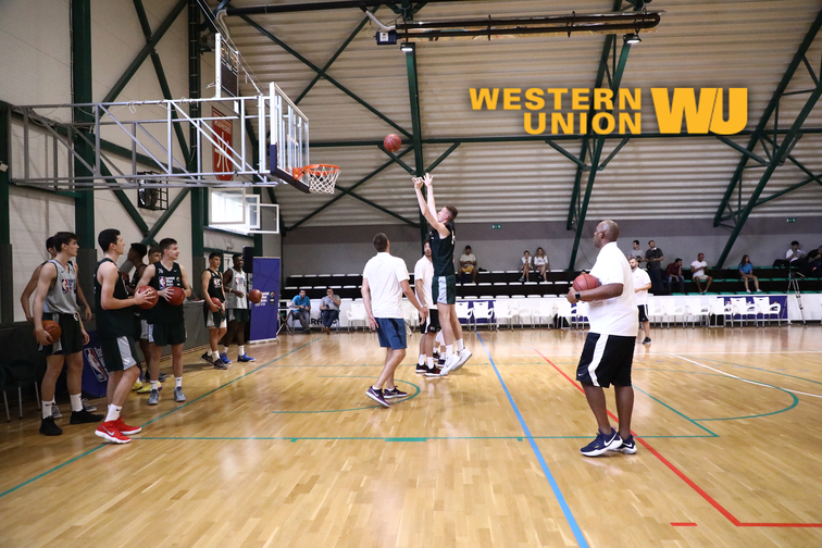 Basketball Without Borders: Serbia | Day 1