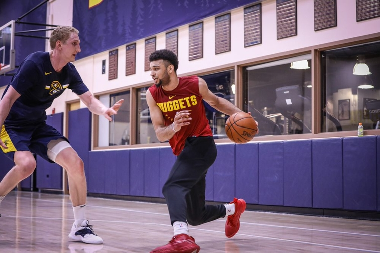 Nuggets Offseason Workout | June 5
