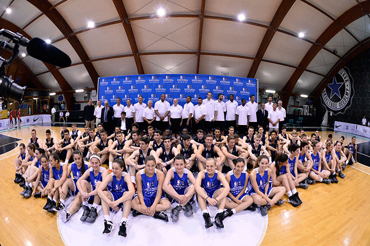 Basketball without Borders Europe 2014
