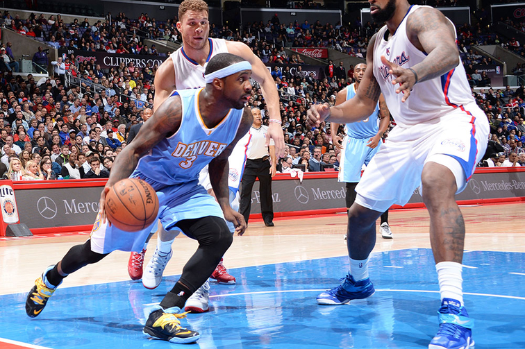 Nuggets at Clippers Preview