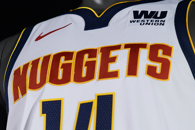 Nuggets new uniforms have new logos, color scheme