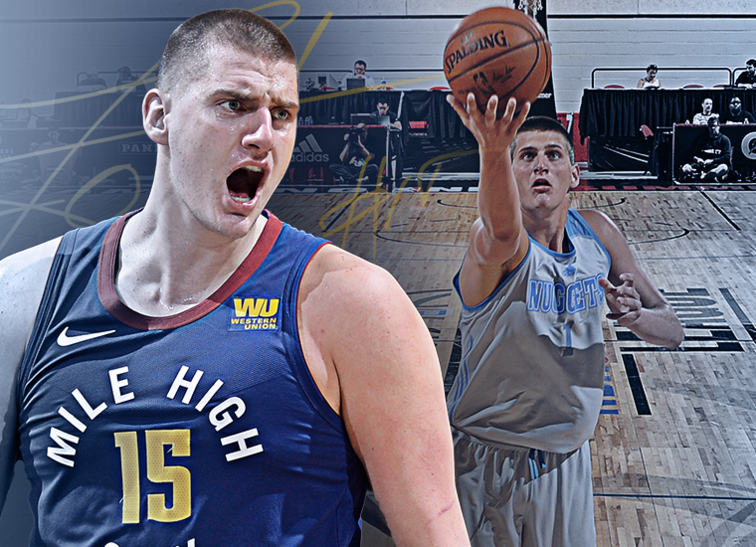 f7414475 Discovering Nikola Jokić: How the Denver Nuggets found the NBA's most  unlikely superstar