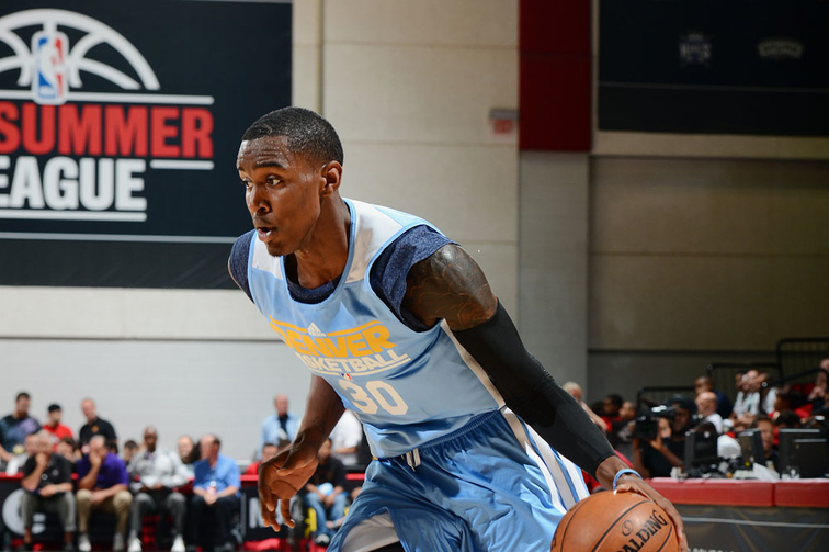 Young trio will be focus for Denver in Las Vegas