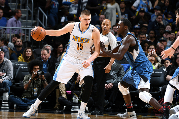 Nuggets Fall Shy to Timberwolves
