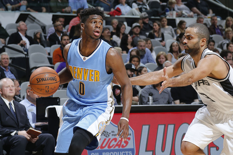 Nuggets Watch Party presented by Bud Light