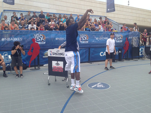 Ty Lawson in Spain