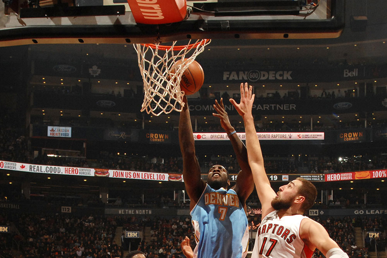 Nuggets at Raptors Preview