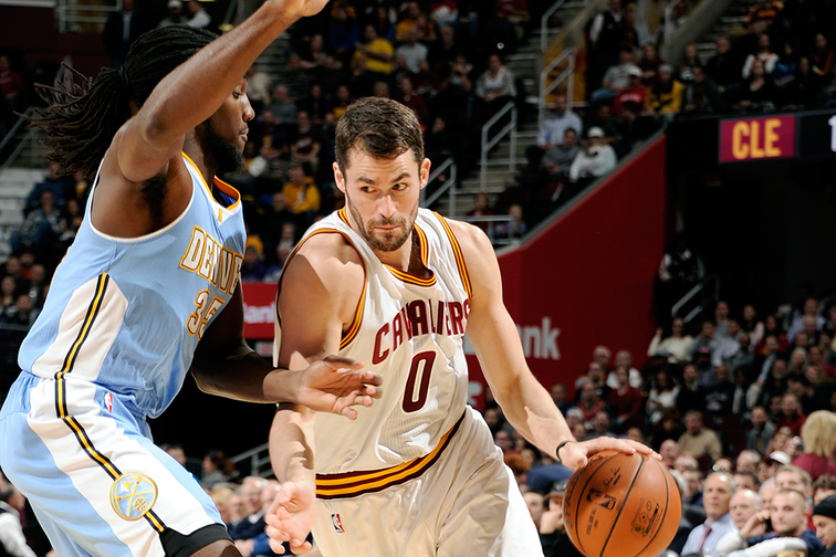 Nuggets at Cavaliers Preview