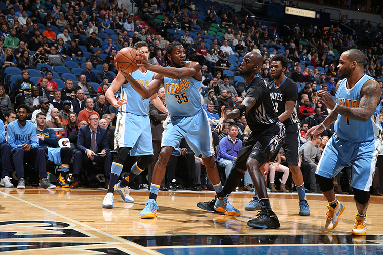 Nuggets at Timberwolves Preview