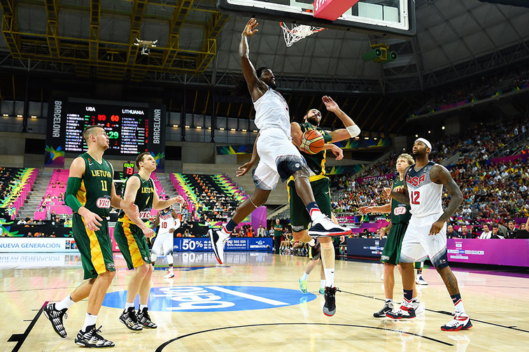 Team USA routs Lithuania to advance to gold medal game at 2014 FIBA World Cup