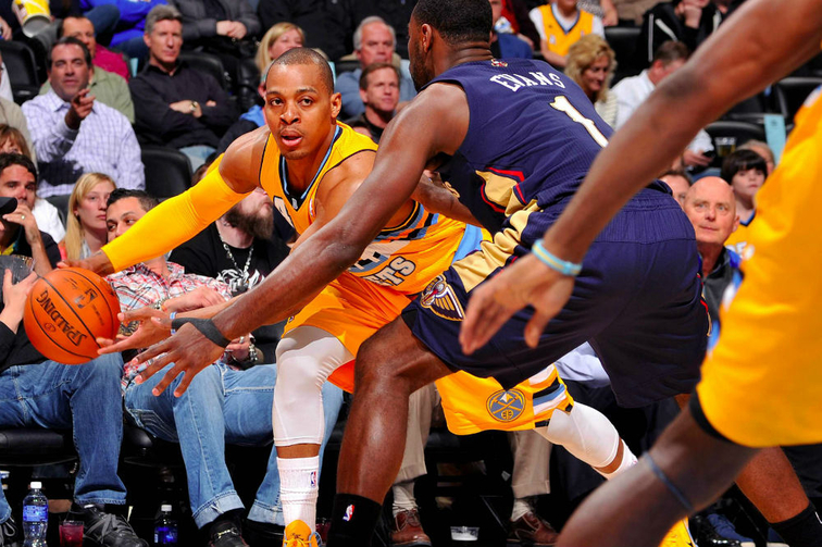 Nuggets guard Randy Foye welcomes challenge in training camp